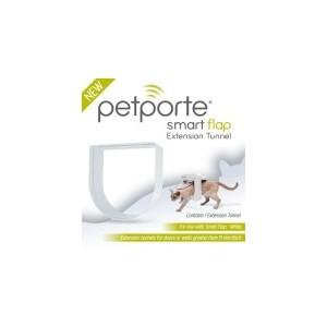 Tunnel d'extension pour Chatière Smart Flap Pet Porte