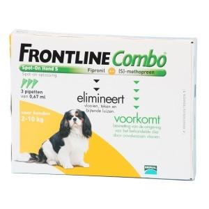 Frontline Combo Spot On Chien S
