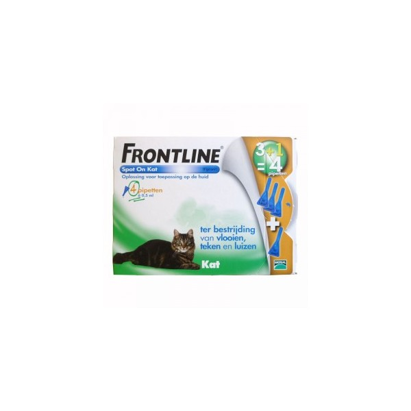 Frontline chat - Frontline combo chat 6 pipettes ...
