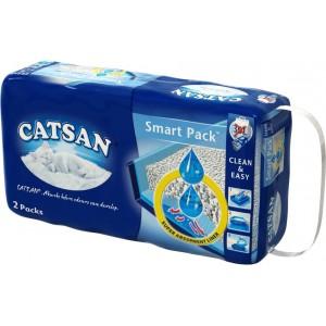 Catsan Smart Pack Litière pour chat