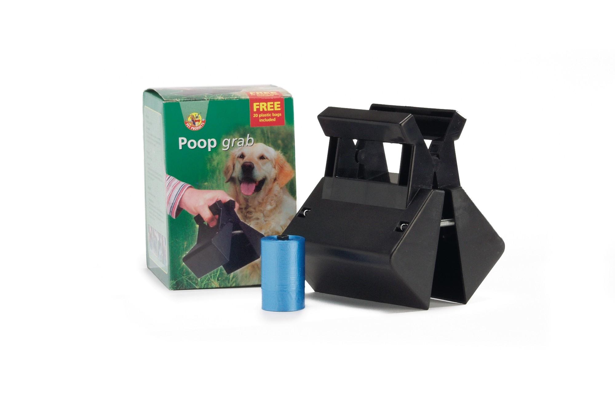 Beeztees Poop grab pour chien