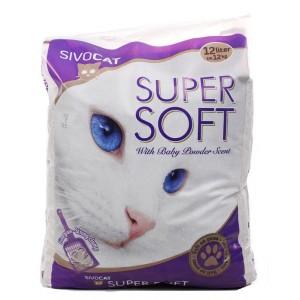 Sivocat Supersoft Litière pour chat