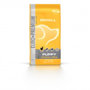 Euro Premium Small Puppy Chicken & Rice pour Chiot
