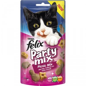 Felix Party Mix Picnic pour Chats