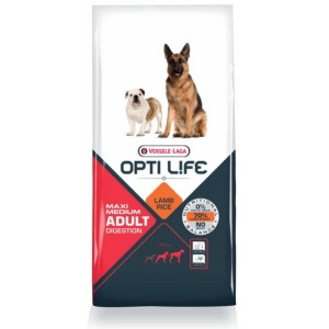 Opti Life Chien Adulte Digestion Medium/Maxi