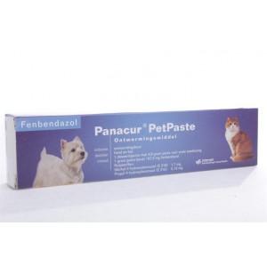 Panacur PetPaste Pâte vermifuge pour chien et chat