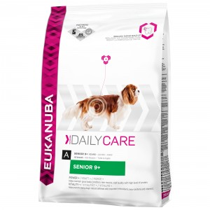 Eukanuba Daily Care Senior 9+  pour chien