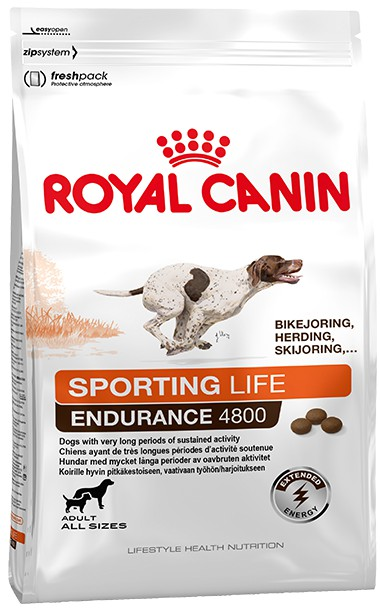 Royal Canin Sporting Life Endurance 4800 pour chien
