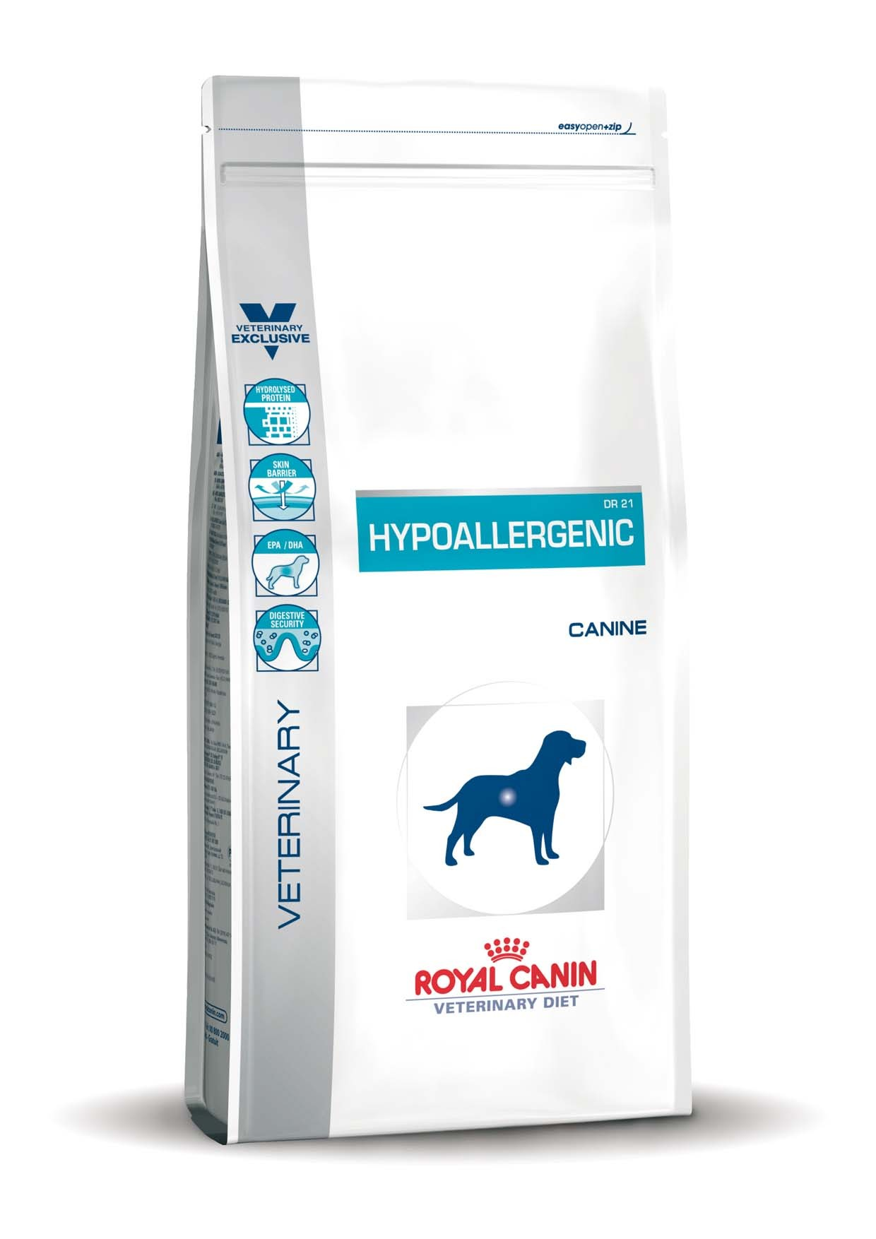 Royal Canin Chien Hypoallergenic - DR 21