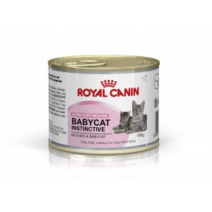 Royal Canin Babycat Instinctive Mousse Chats