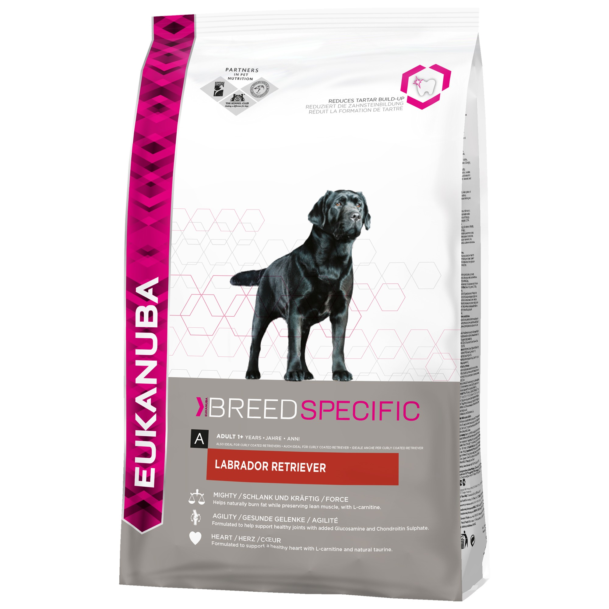 Eukanuba Breed Specific Labrador Retriever pour chien