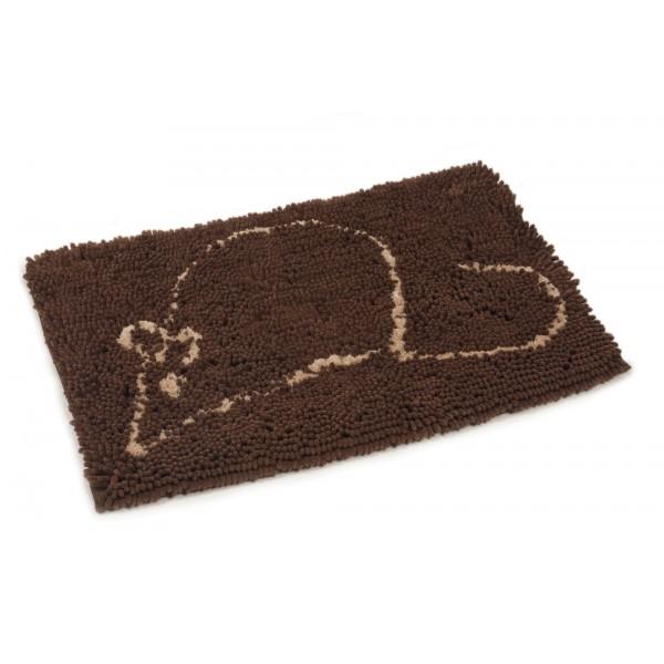 dirty cat tapis entr e pour chat. Black Bedroom Furniture Sets. Home Design Ideas