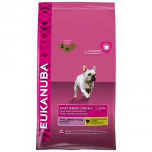 Eukanuba Adult Weight Control Small Breed pour chien