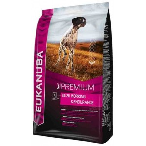 Eukanuba Adult Working & Endurance pour chien