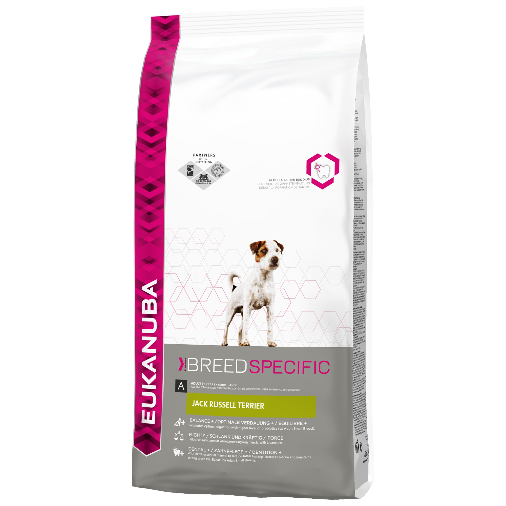 Eukanuba Breed Specific Jack Russell Terrier pour chien
