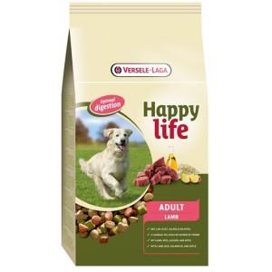 Happy Life Adult Agneau pour chien
