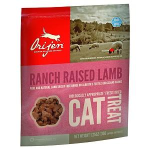 Orijen Ranch Raised Friandises Chat à l'agneau