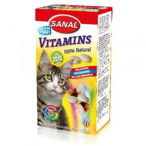 Sanal Vitamins pour Chat