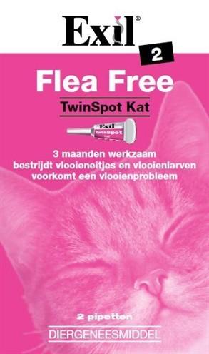 Exil Flea Free Twinspot kat