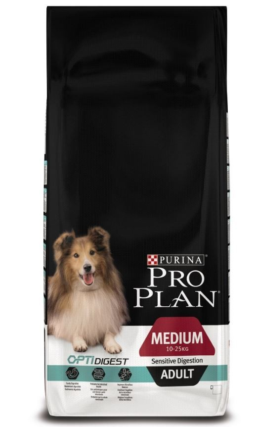 Pro Plan Chien Adult Medium Digestion Optidigest Poulet