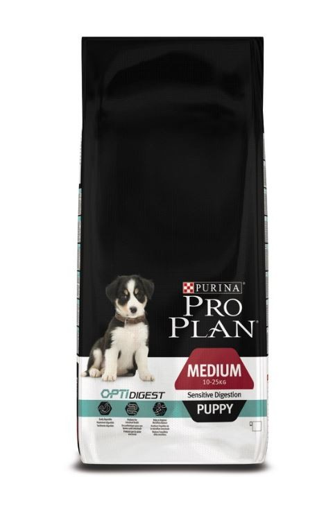 Pro Plan Puppy Medium Sensitive Digestion Optidigest