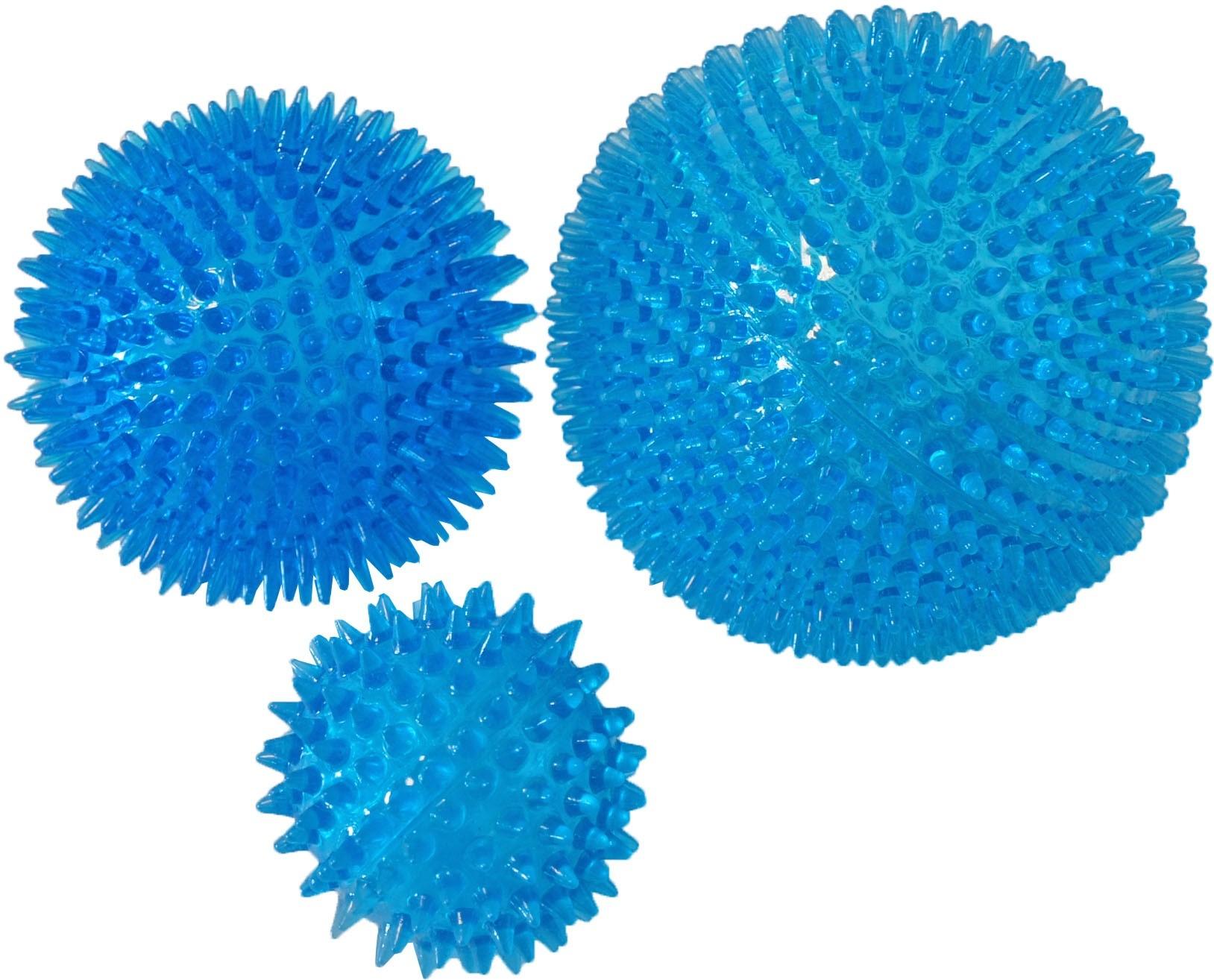 Balles flottantes avec épines bleues
