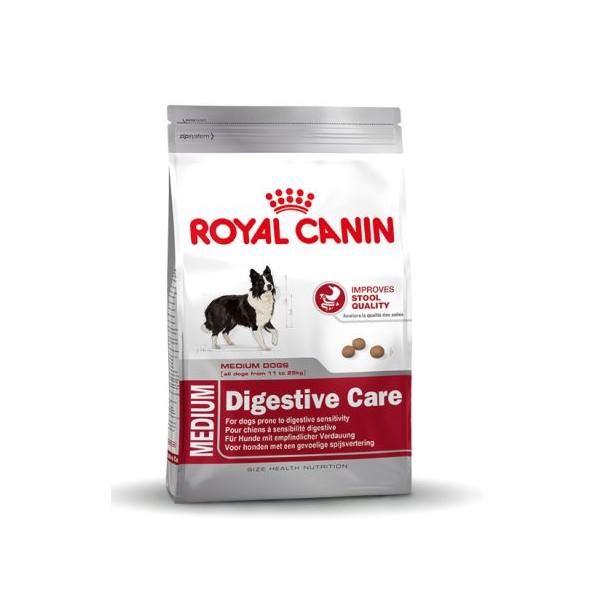 royal canin medium digestive care pour chien