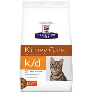Hill's Prescription Diet Féline Chat K/D