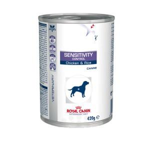 Royal Canin Sensitivity Control Conserve Poulet Riz pour chien