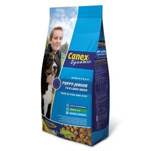 Canex Dynamique Chiot Puppy Maxi Poisson & Riz