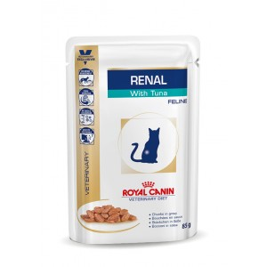 Royal Canin Renal Sachets Thon pour Chat