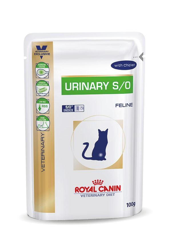 Royal Canin Urinary Sachet Boeuf et Poulet