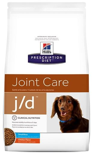 Hill's Prescription Diet Joint Care j/d Mini pour chien