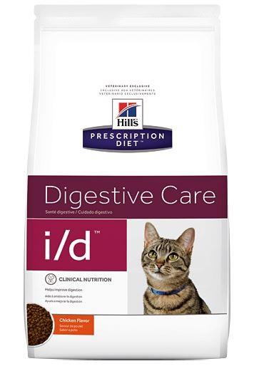 Hill's Prescription Diet Digestive Care I/D pour chat