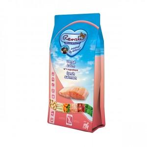Renske Super Premium Adult Sans Céréales Saumon Frais pour chien