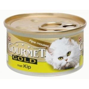 Gourmet Gold Chat Mousse de Poulet