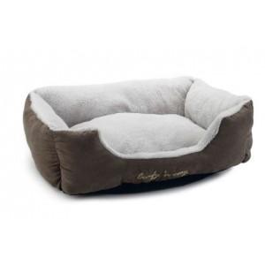 Panier pour chat en peluche - Beeztees Cosy