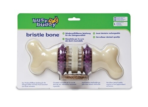 Busy Buddy Bristle Os pour Chiens