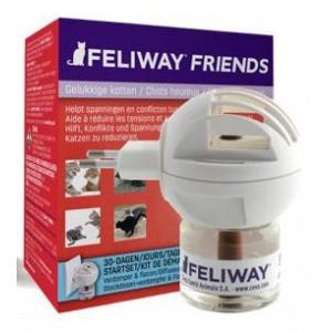 Feliway FRIENDS Diffuseur & Recharge pour chat