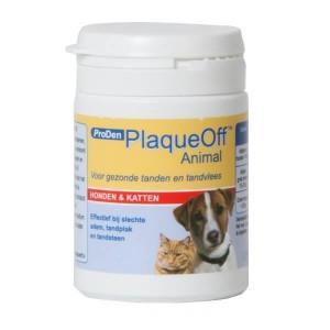 PlaqueOff pour chien et chat