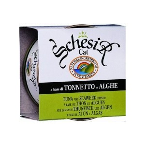 Schesir Chat - Thon & algues nr.142