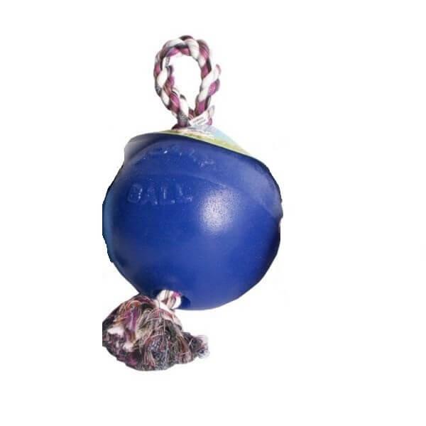 Jolly Ball Romp-n-Roll medium (15 cm) pour chien