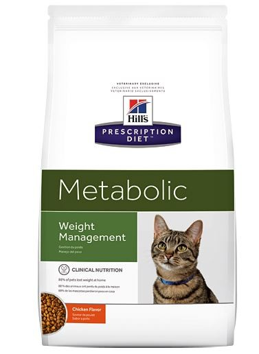 Hill's Prescription Diet Metabolic pour Chat