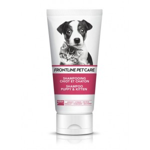 Frontline Pet Care Shampooing Chiot Chaton