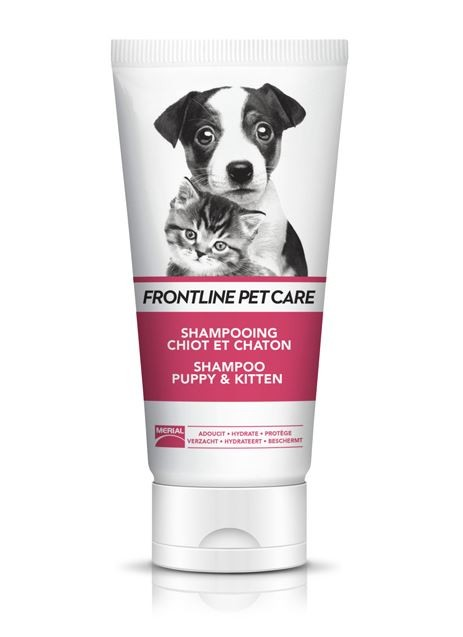 Frontline Pet Care Shampoing Chiot Chaton
