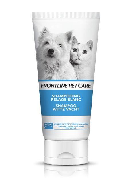 Frontline Pet Care Shampooing Pelage Blanc