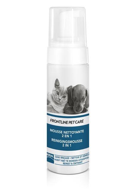 Frontline Pet Care Mousse Nettoyante FIN DE STOCK