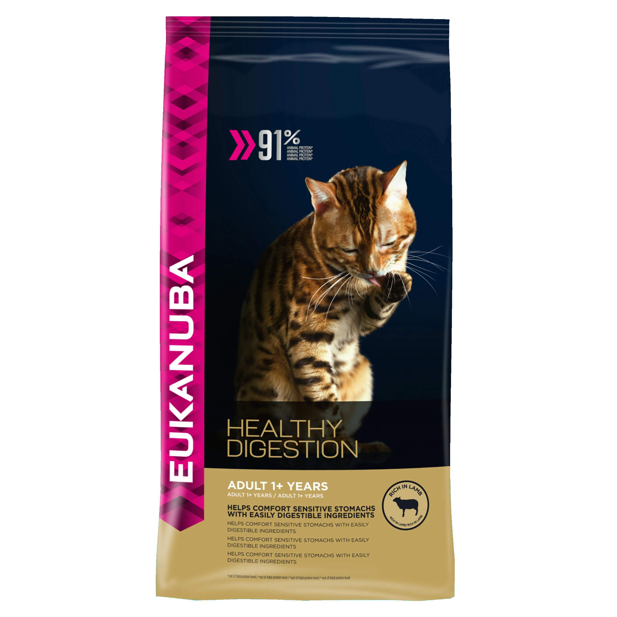 Eukanuba Healthy Digestion pour chat