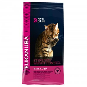 Eukanuba Sterilised Weight Control pour chat