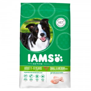 Iams Adult Small & Medium Breed, pour Chien